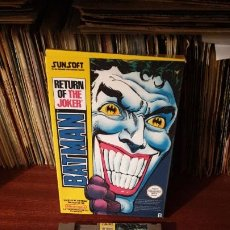 Videogiochi e Consoli: BATMAN / RETURN OF THE JOKER / NES. Lote 199981833