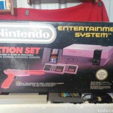 Videojuegos y Consolas: CONSOLA NINTENDO ACTION SET. Lote 200116228