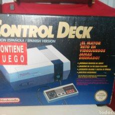 Videojuegos y Consolas: CONSOLA NINTENDO CONTROL DECK. Lote 200119623