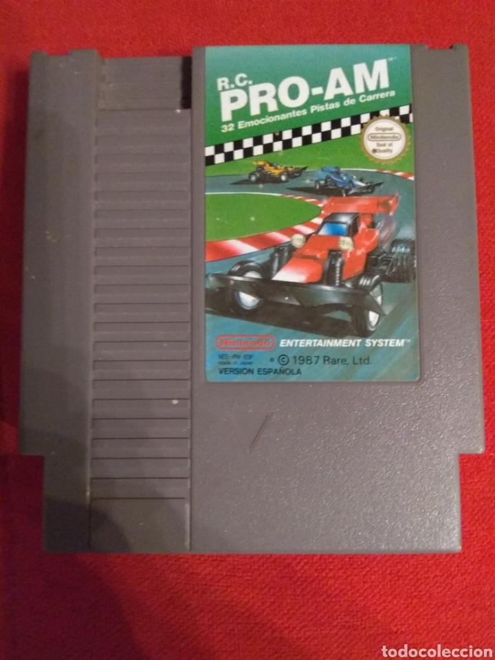 NINTENDO NES - R.C. PRO-AM (Juguetes - Videojuegos y Consolas - Nintendo - Nes)