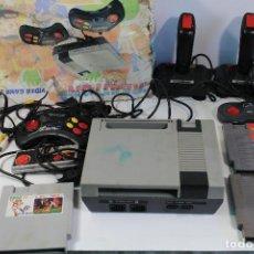 Videojuegos y Consolas: CONSOLA NINTENDO NES CLONICA+JUEGOS-CREATION--EDICION ESPAÑOLA-PAL EUROPA. Lote 277552088
