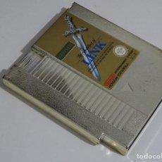 Videojuegos y Consolas: NINTENDO NES - THE LEGEND OF ZELDA II 2 LINK VERSIÓN ESPAÑOLA ENTERTAIMENT SYSTEM. Lote 200766422
