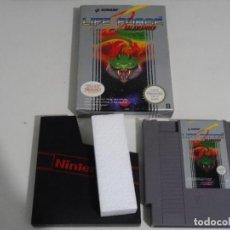 Videojuegos y Consolas: NINTENDO NES - LIFE FORCE SALAMANDER VERSIÓN ESPAÑOLA ENTERTAIMENT SYSTEM. Lote 200774353