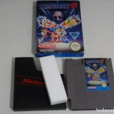 Videojuegos y Consolas: NINTENDO NES - MEGAMAN 3 MEGA MAN III VERSIÓN ESPAÑOLA ENTERTAIMENT SYSTEM. Lote 200808836