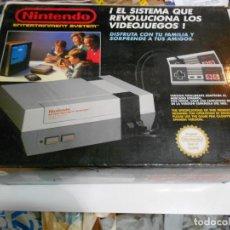 Videojuegos y Consolas: ANTIGUA CONSOLA NINTENDO EN SU CAJA. Lote 202816848