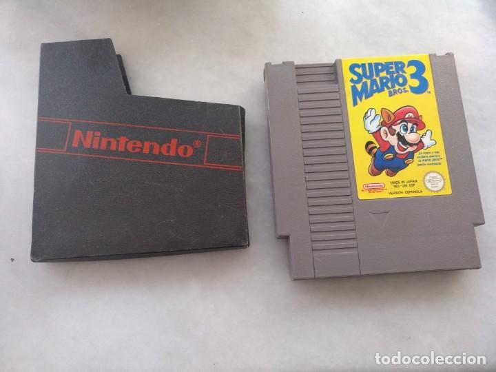 JUEGO SUPER MARIO III DE NINTENDO (Juguetes - Videojuegos y Consolas - Nintendo - Nes)