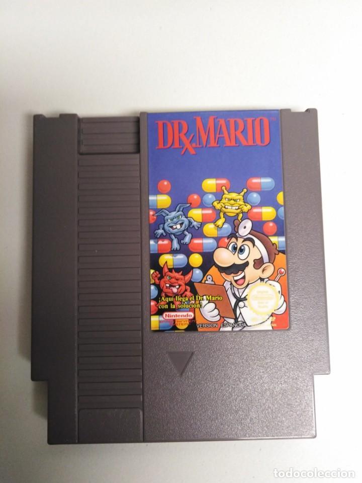 JUEGO NESS DRXMARIO (Juguetes - Videojuegos y Consolas - Nintendo - Nes)