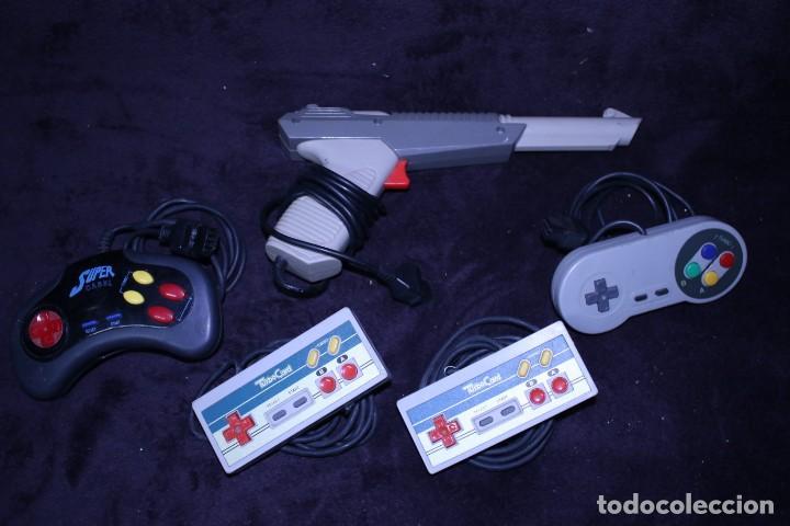 LOTE MANDOS COPIAS NES NINTENDO ORIGINALES AÑOS 90 (Juguetes - Videojuegos y Consolas - Nintendo - Nes)