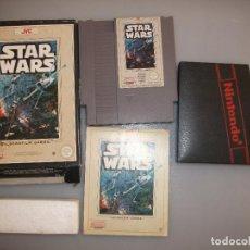 Videojuegos y Consolas: EMPIRE STRIKES BACK NES COMPLETO. Lote 203338015