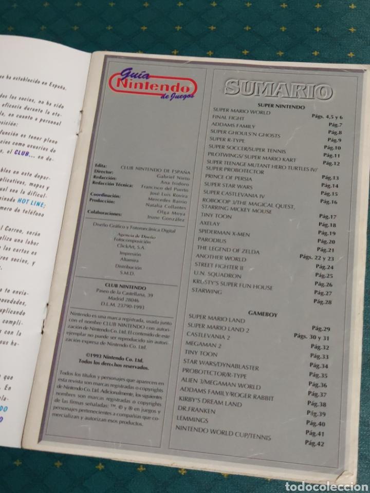 Videojuegos y Consolas: Bienvenido al club Nintendo guia - Foto 2 - 203529477