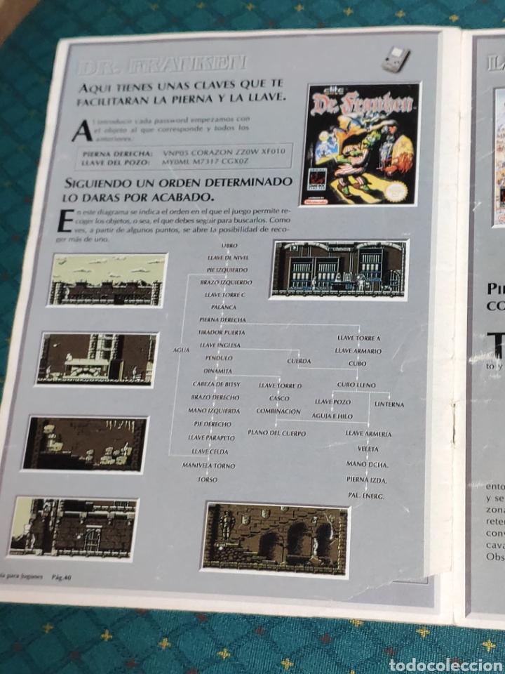 Videojuegos y Consolas: Bienvenido al club Nintendo guia - Foto 4 - 203529477