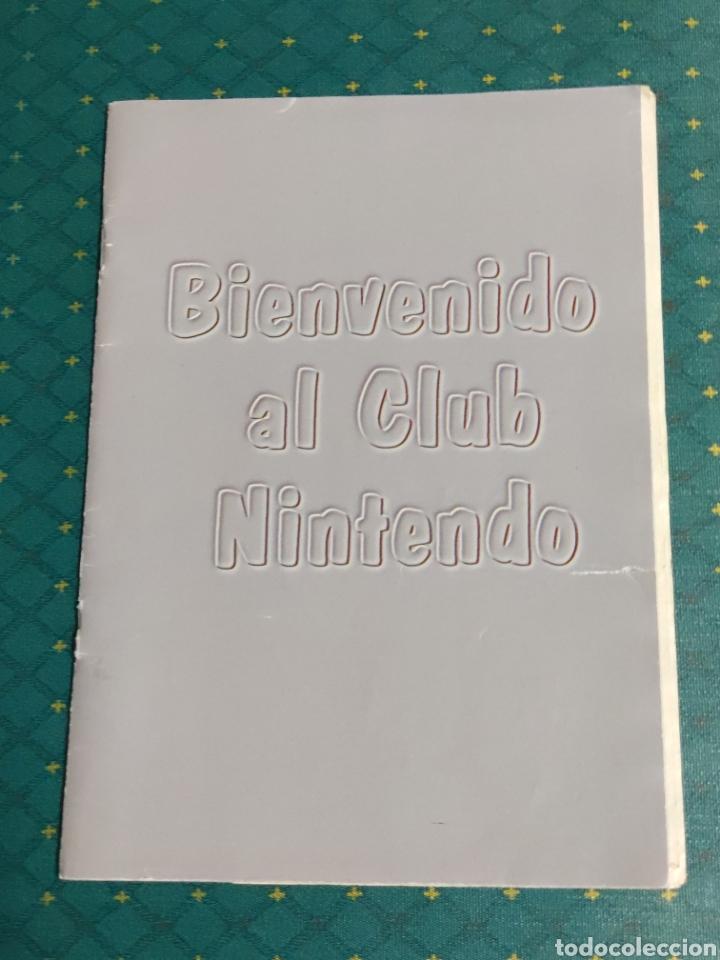 BIENVENIDO AL CLUB NINTENDO GUIA (Juguetes - Videojuegos y Consolas - Nintendo - Nes)