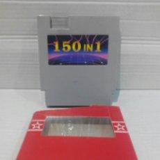 Videojuegos y Consolas: 150 EN 1 NES CLÓNICA NINTENDO. Lote 203602785
