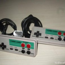 Videojuegos y Consolas: MANDOS TURBO CARD PARA NINTENDO. Lote 204807248