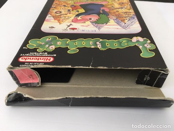 Videojuegos y Consolas: JUEGO NINTENDO NES LEMMINGS - Foto 4 - 204706943