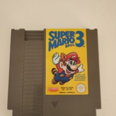 Videojogos e Consolas: SÚPER MARIO BROS 3 NES. Lote 205519677