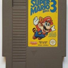 Videojuegos y Consolas: SUPER MARIO BROS 3. NES NINTENDO. Lote 205868626