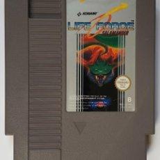 Videojuegos y Consolas: LIFE FORCE. SALAMANDER. NES NINTENDO. Lote 205868692
