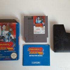 Videojuegos y Consolas: MEGAMAN MEGA MAN 2 NINTENDO NES. Lote 206184693