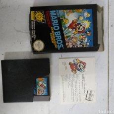Videojuegos y Consolas: MARIO BROS NINTENDO NES. Lote 206409452