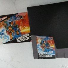 Videojuegos y Consolas: MISSION IMPOSSIBLE NINTENDO NES. Lote 206409497