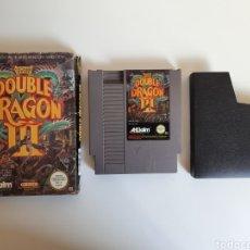 Jeux Vidéo et Consoles: DOUBLE DRAGON III 3 NINTENDO NES. Lote 206557495