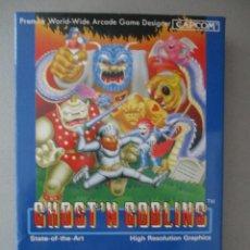 Videojuegos y Consolas: GHOST ´N GOBLINS / COMPLETO / NINTENDO NES. Lote 206765363
