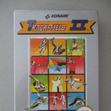 Videojuegos y Consolas: TRACK & FIELD II / COMPLETO / NINTENDO NES. Lote 206765972