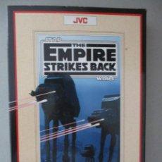 Videojuegos y Consolas: THE EMPIRE STRIKES BACK / INCLUYE CARTEL / NINTENDO NES. Lote 206766643
