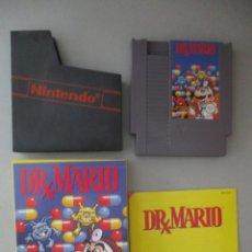 Videojuegos y Consolas: DR.MARIO / COMPLETO / VERSION ESPAÑOLA / NINTENDO NES. Lote 206767145