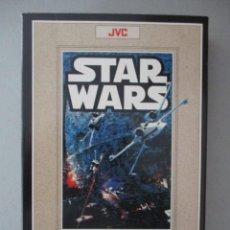 Videojuegos y Consolas: STAR WARS / CON CARTEL / NINTENDO NES. Lote 206768300