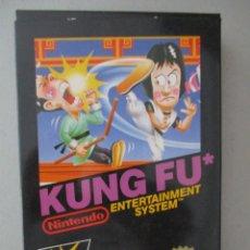 Videojuegos y Consolas: KUNG FU / COMPLETO / NINTENDO NES. Lote 206770590