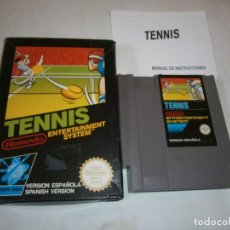 Videojuegos y Consolas: TENNIS NINTENDO NES PAL ESPAÑA. Lote 206779043