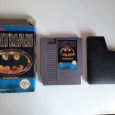 Videojuegos y Consolas: BATMAN NINTENDO NES. Lote 206781713