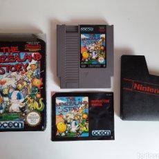 Videojuegos y Consolas: THE NEWZEALAND STORY NINTENDO NES. Lote 206781988