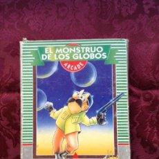 Videojuegos y Consolas: JUEGO COMPATIBLE CON NINTENDO NES EL MONSTRUO DE LOS GLOBOS. Lote 207011796