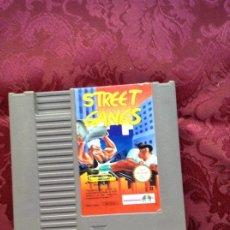 Videojuegos y Consolas: NINTENDO NES STREET GANGS. Lote 207016245