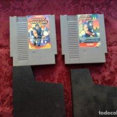 Videojuegos y Consolas: NINTENDO NES SHADOW WARRIORS 2 JUEGOS. Lote 207017000