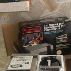 Videojuegos y Consolas: NINTENDO ORIGINAL VERSIÓN ESPAÑOLA. Lote 207163065