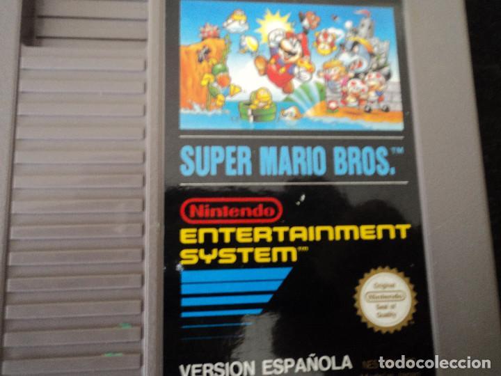 Videojuegos y Consolas: 4 juegos de nintendo,zelda, probotector, super mario y world cup - Foto 3 - 208133620