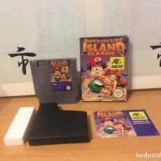 Videojogos e Consolas: ADVENTURE ISLAND NINTENDO (NES) PAL ESP ¡COMPLETO Y EN BUEN ESTADO!. Lote 208776285
