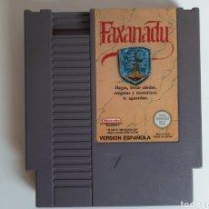 Videogiochi e Consoli: FAXANADU CARTUCHO NINTENDO NES. Lote 208872315