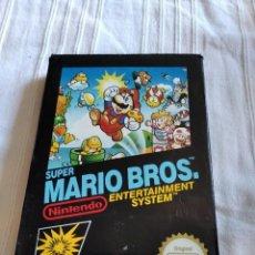 Videojuegos y Consolas: SUPER MARIO BROS NINTENDO NES. Lote 209337610