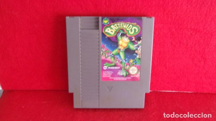 JUEGO NINTENDO NES BATTLETOADS (Juguetes - Videojuegos y Consolas - Nintendo - Nes)