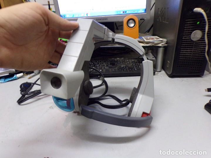 Videojuegos y Consolas: NINTENDO NES: LASER SCOPE PARA CONSOLA NEW KONAMI - Foto 10 - 210224131