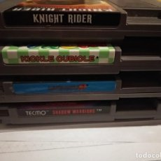 Videojogos e Consolas: LOTE PACK CARTUCHOS JUEGOS NINTENDO NES NESE NESS. Lote 208954555