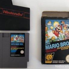 Videojuegos y Consolas: SUPER MARIO BROS, NINTENDO NES. Lote 210404232