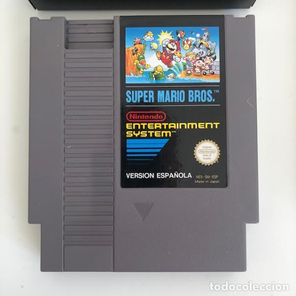 Videojuegos y Consolas: SUPER MARIO BROS, NINTENDO NES - Foto 2 - 210404232