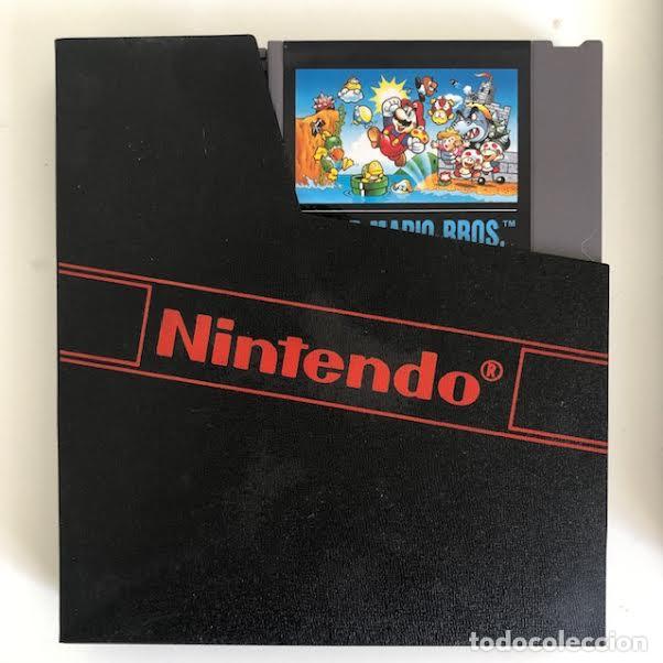 Videojuegos y Consolas: SUPER MARIO BROS, NINTENDO NES - Foto 5 - 210404232
