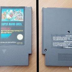 Videojuegos y Consolas: SUPER MARIO BROS ORIGINAL NINTENDO NES PAL B ESPAÑA. Lote 210557868